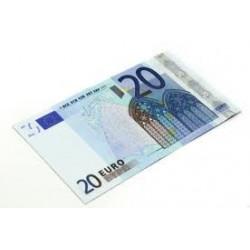 Valeur de 20 €