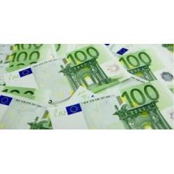 Valeur de 100 €